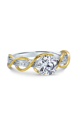 Frederic Sage FS Classics Engagement Ring RM4055-YW product image