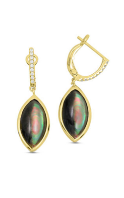 Frederic Sage Natural Shell Earrings EJ215K-YBM product image