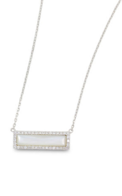 Frederic Sage Natural Shells Necklace P3069W-WGWM product image