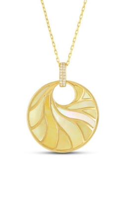 Frederic Sage Natural Shells Necklace P3578Y-YGYMP product image