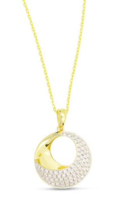 Frederic Sage Diamonds Necklace P3590-YW product image