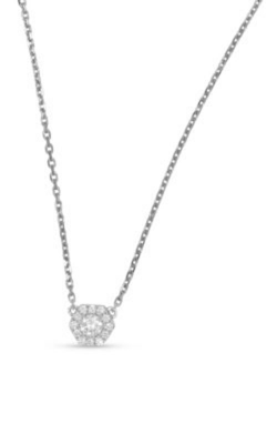 Frederic Sage Diamond Necklace P3307-W product image