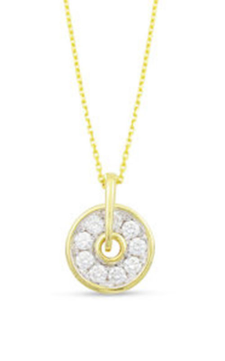 Frederic Sage Diamonds Necklace P3376-YW product image