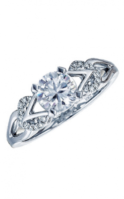 Frederic Sage Unique Engagement Ring RM166-W product image