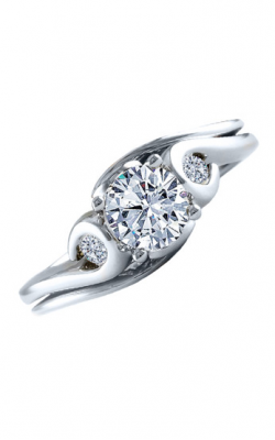 Frederic Sage Solitaire Engagement Ring RM4285-W product image