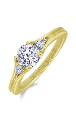 Frederic Sage Solitaire Engagement Ring RM4532-Y product image