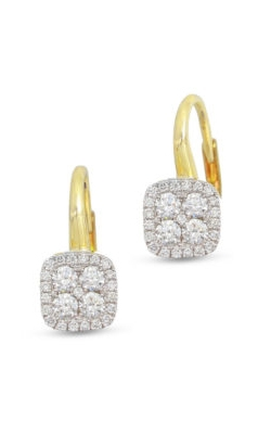 Frederic Sage Diamonds Earrings E2428-YW product image