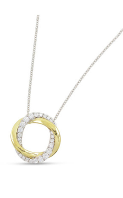 Frederic Sage Diamond Necklace P3347-YW product image
