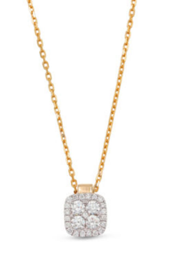 Frederic Sage Diamond Necklace P3428-PW product image