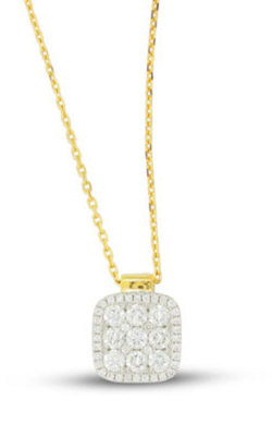 Frederic Sage Diamonds Necklace P3438-YW product image