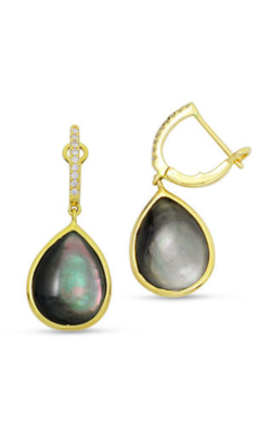 Frederic Sage Natural Shell Earrings EJ214K-YBM product image