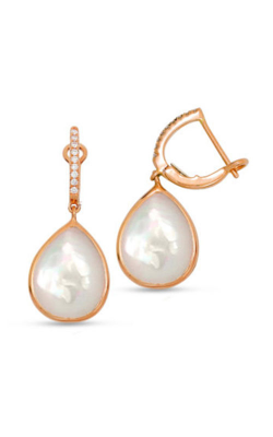 Frederic Sage Natural Shell Earrings EJ214W-PMP product image