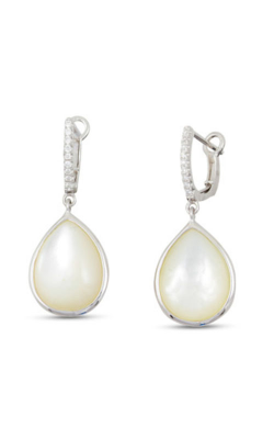 Frederic Sage Natural Shell Earrings EJ214W-WMP product image