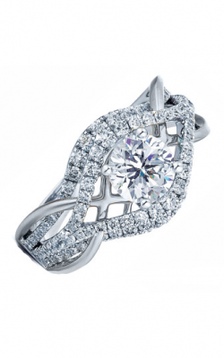 Frederic Sage Wide Shanks Engagement ring RM150-W product image