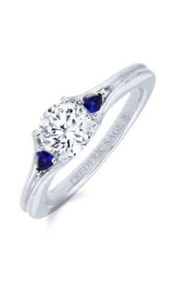 Frederic Sage Sage Solitaire Engagement Ring RM4532-SAW product image
