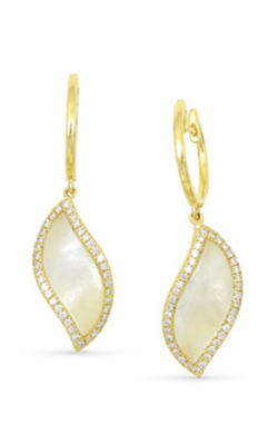 Frederic Sage Natural Shell Earring E2263W-YWM product image