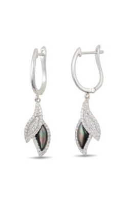 Frederic Sage Natural Shell Earrings E2265K-WBMP product image
