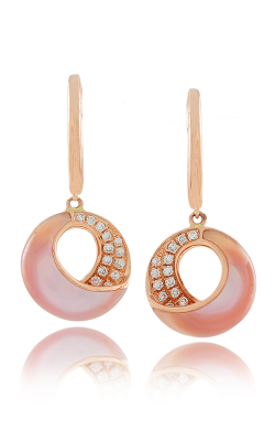 Frederic Sage Natural Shell Earrings E2692P-PGPMP product image