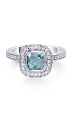 Frederic Sage Gemstones Fashion Ring R1210-4-AQDWG product image