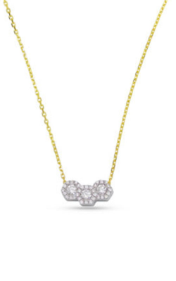 Frederic Sage Diamonds Necklace P3317-4-YW product image