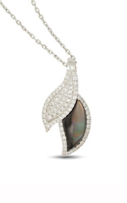 Frederic Sage Natural Shell Necklace P3265K-WBMP product image