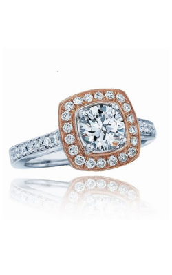 Frederic Sage Halo Engagement Ring RM181-PW product image