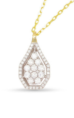 Frederic Sage Diamond Necklace P3436-YW product image