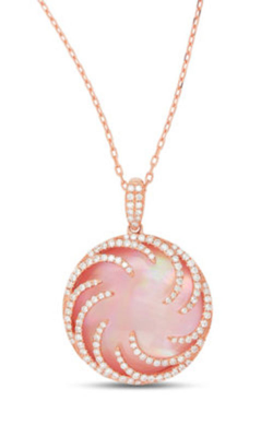 Frederic Sage Natural Shell Necklace P3048P-RQPGMP product image