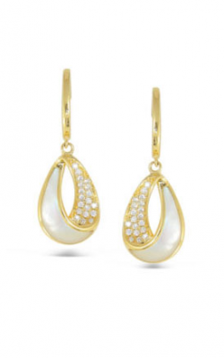 Frederic Sage Natural Shells Earrings E2693W-4-YWM product image