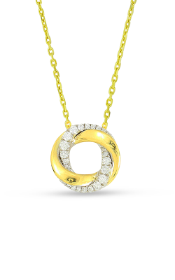Frederic Sage Diamonds Necklace P3240-4-YCYW product image