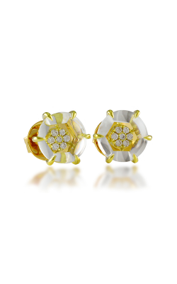 Frederic Sage Gemstones Earrings E2219-YGWT product image