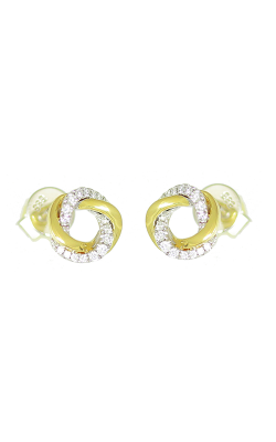 Frederic Sage Diamonds Earring E2242-YW product image