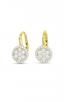 Frederic Sage Diamonds Earring E2460-YW product image
