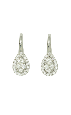 Frederic Sage Diamonds Earrings E2707-W product image