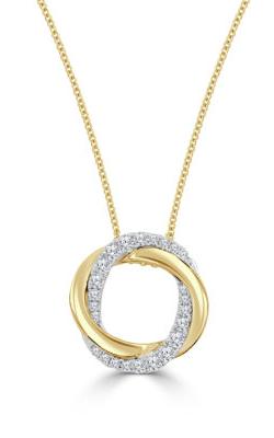 Frederic Sage Diamonds Necklace P3347-YCYW product image