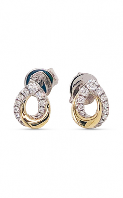 Frederic Sage Diamonds Earring E2053-4-YW product image