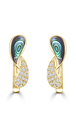 Frederic Sage Diamonds Earrings E2214A-YAL product image