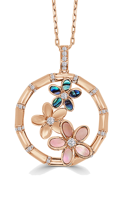 Frederic Sage Gemstones Necklace P3811AP-PG product image