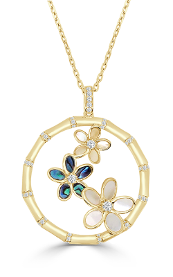 Frederic Sage Gemstones Necklace P3820YAW-Y product image