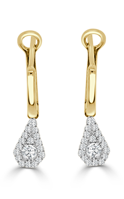 Frederic Sage Diamonds Earrings E2416-YW product image