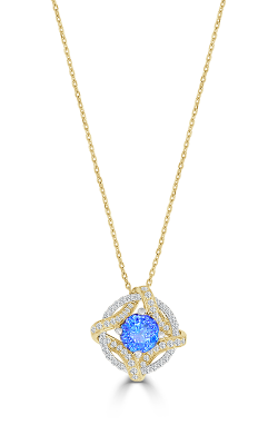 Frederic Sage Gemstones Necklace PM308-TZYW product image