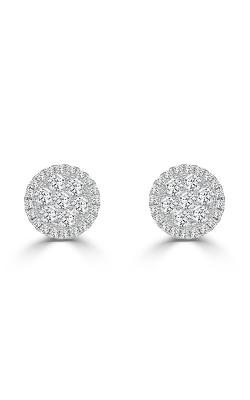 Frederic Sage Diamonds Earring E2466-4-W product image