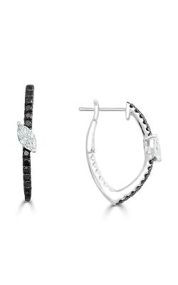 Frederic Sage Diamonds Earring E2732KW-4-W product image