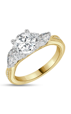 Frederic Sage Diamond Fashion Ring RM4191MG-4-WY product image