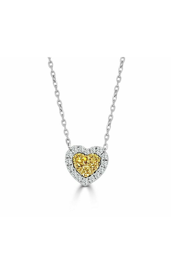 Frederic Sage Diamonds Necklace P3720YW-4-WYD product image