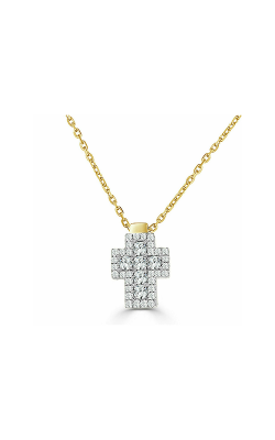 Frederic Sage Diamonds Necklace P3431-4-YW product image