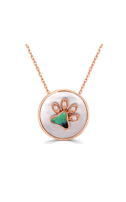 Frederic Sage Gemstones Necklace P3469AP-4-PAPM product image