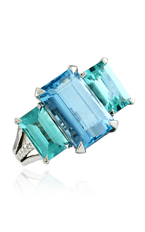 Frederic Sage Gemstones Fashion ring R7344-AQGTW product image