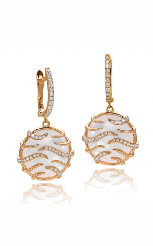 Frederic Sage Natural Shells Earrings E8946W-PGMP product image