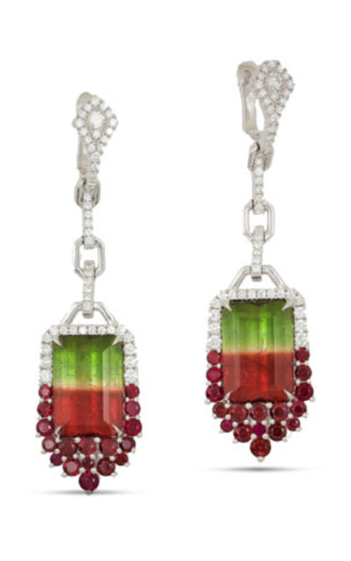 Frederic Sage Gemstones Earring E8997-BCRUW product image